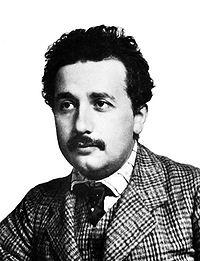 Einstein nel 1905