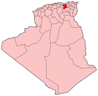 Algeria: provincia di Sétif