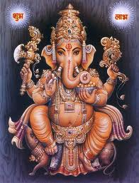 Il dio Ganesha